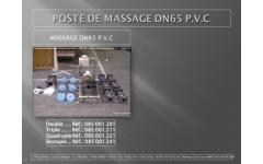 Photo : POSTE DE MASSAGE EAU