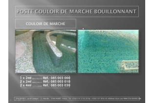 Photo : COULOIR DE MARCHE / BASSIN DE PHLEBOLOGIE