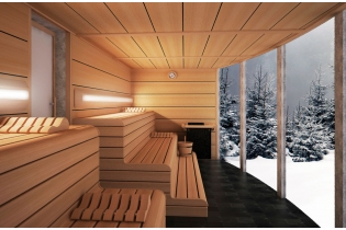 Photo : Saunas